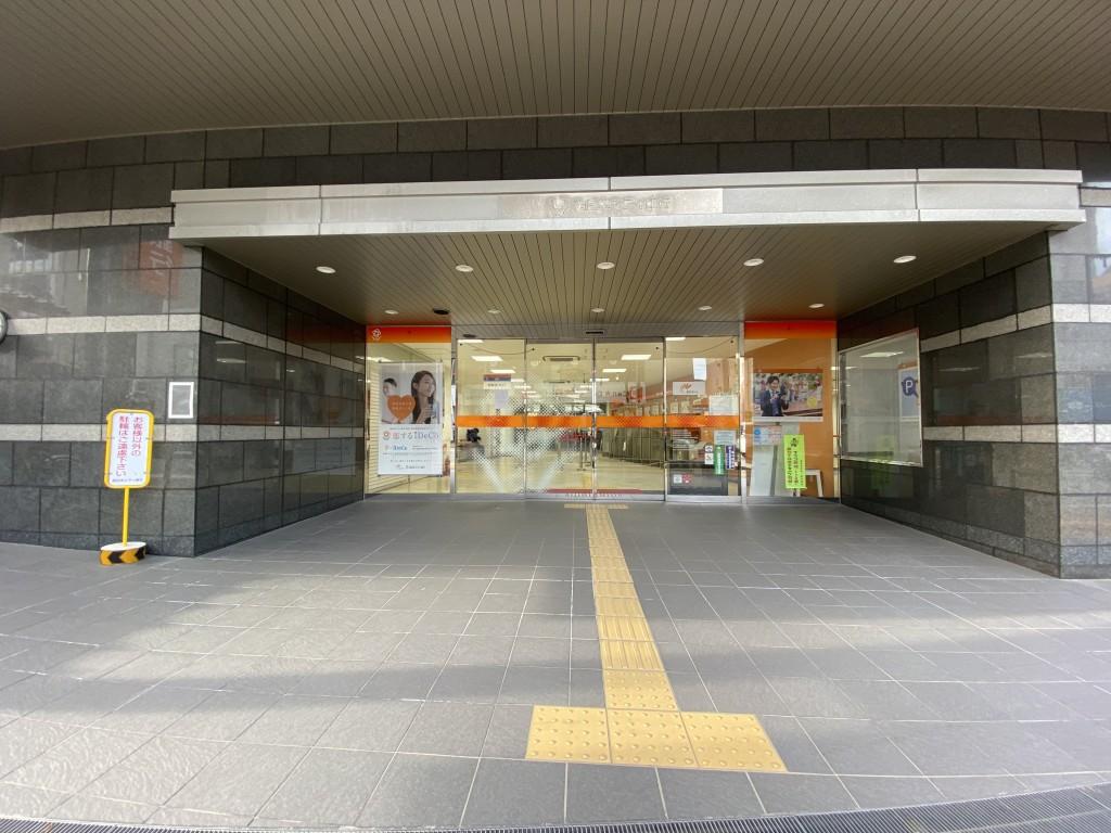 1・2階は西日本シティ銀行六本松支店